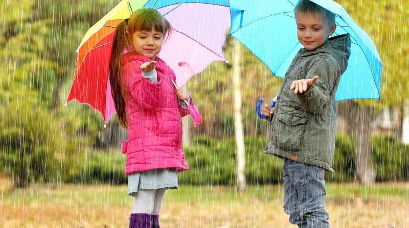 Regenjacken für Kinder